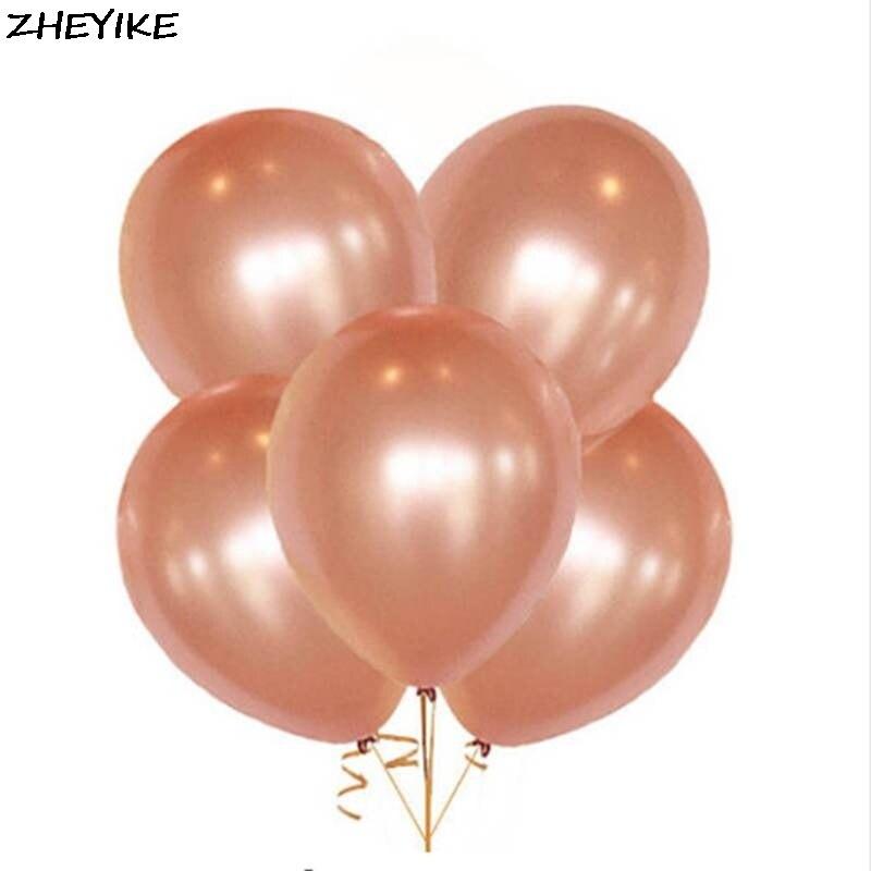 ZHEYIKE 1 шт. воздушный шар из гранулированного латекса 5 цветов надувные, украшение свадеб воздушный шарик День рождения Детские игрушки Возду...