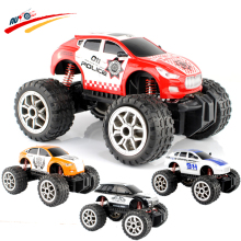 RC Car 4CH Bigfoot Car Raptor Cross Country Racing Car Remote Control Car Model Off-Road Vehicle Monster truck Toy