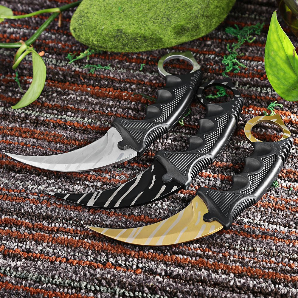 jeslon karambit knife cs go never fade counter strike fighting survival tactical knife claw camping knives for cs gamer - HTB1wHuTKpXXXXabXFXXq6xXFXXXj - Jeslon Karambit Knife CS GO Never Fade Counter Strike Fighting Survival Tactical Knife Claw Camping Knives for CS Gamer