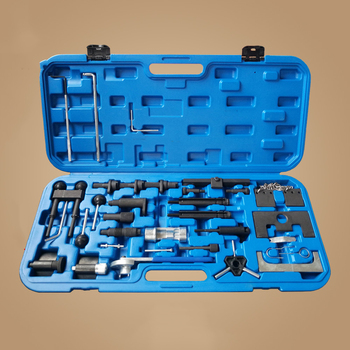 For Volkswagen VW Audi Audi special tools Maintenance special timing tool set 36PC integrated set