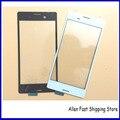 Оригинальный сенсорный экран для Sony Xperia M4 аква E2303 E2333 E2353 сенсорный экран планшета сенсорная панель замена, Черный / белый