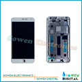 for Meizu Mx4 Pro LCD display screen with touch screen digitizer Frame assembly full sets ,100% gurantee test ,Black or white