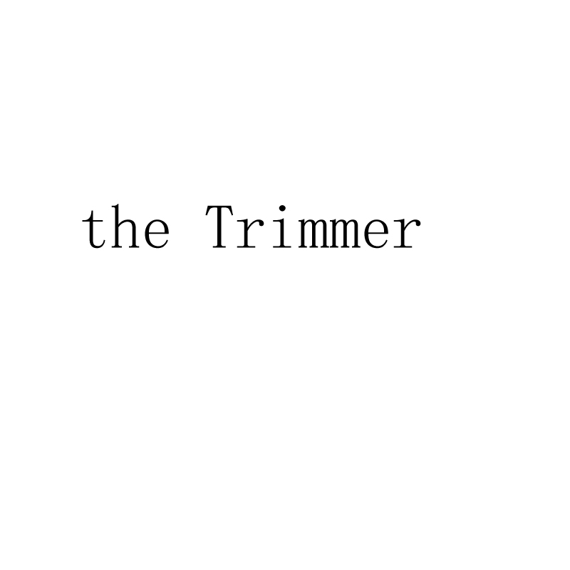 Special list for Trimmer-please do not purchase this list T001