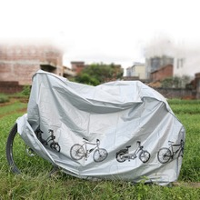 High Quality Bicycle Protector Lockable Waterproof Bike Cover For Outdoor Protection From Sun Rain Dust #276702