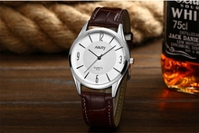 Nary Brand Exquisite Men Fashion Leather Watches Men s Movement Quartz Watch Waterproof Erkek Kol Saati