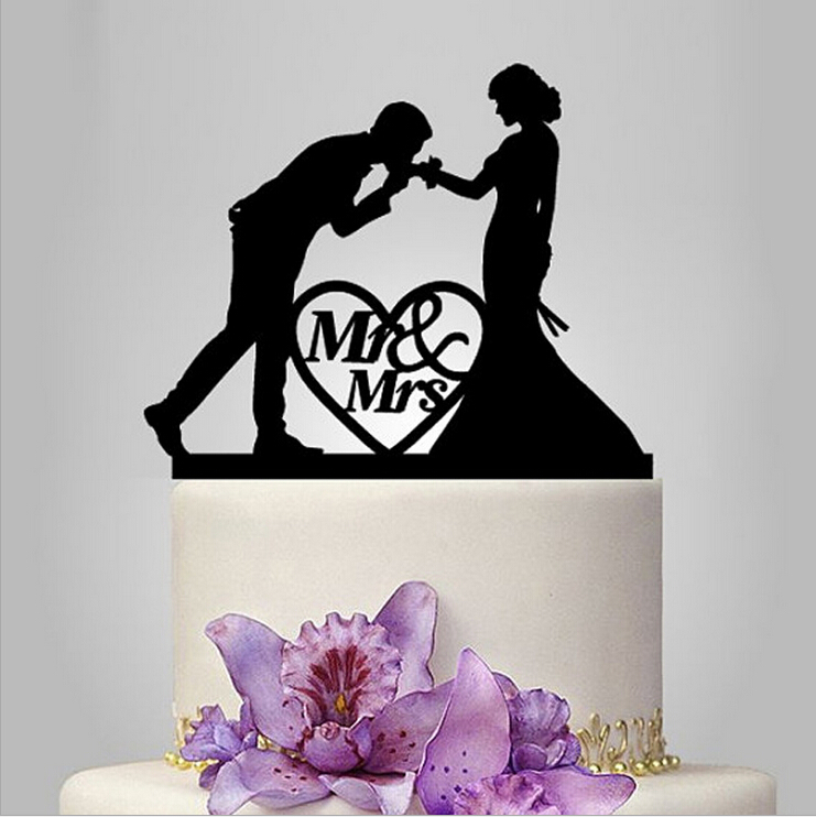 Personalized Name Cake Toppers Images