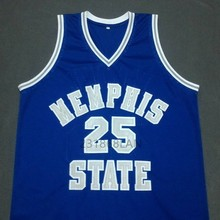 sale retailer a3af0 f3cd7 Buy penny hardaway memphis jersey and get free shipping on ...
