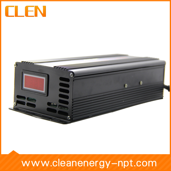 36V 22A Motor Vehicle Battery Charger Reverse Pulse Charging Desulafator Switchable 7 step Charging