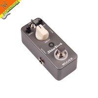 MINI Guitarra Effect Pedal ShimVerb 3 Modes Of Reverb Room Spring And Shimmer Full Metal Shell