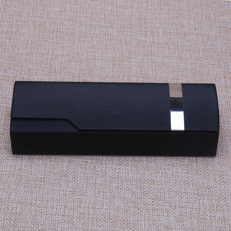 Vazrobe étui à lunettes solide bonne qualité magnétique boîtes pour lunettes portable pour petites lunettes de soleil en gros drop shipping