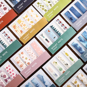80 Sheets/pack Cute Sticky Not