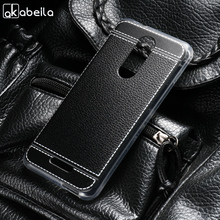 AKABEILA Lichee TPU Case Cover For Wiko U Pulse Lite Silicone Upulse Protector Shell