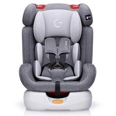0 12 детское автомобильное безопасное сиденье большой угол комфорт ISOFIX детское автокресло ISOFIX интерфейс автомобиля Safet сиденья ремень безопасности - 6