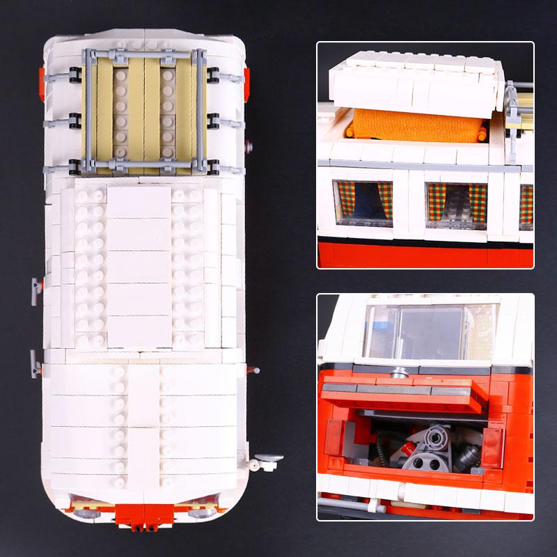 Blocos van modelo kits de construção Tipo de Bloco de Plástico : Blocos Autotravantes