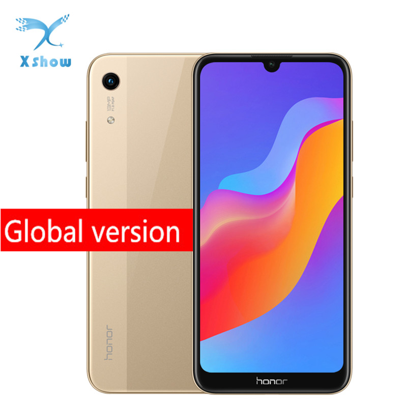 Global Version Huawei Honor 8A Smartphone 6 09 MT6765 Octa Core Android 9 2GB 32GB Face