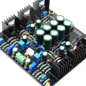 Image 5 - XD JLH Dual Channel Single Ended 1969 Class A AMP HiFi Preamplifier Board
