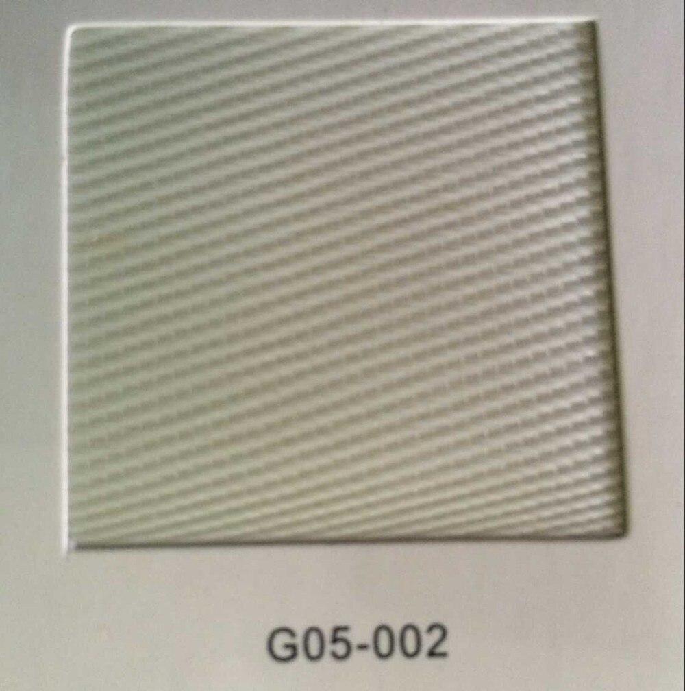 Китайский поставщик корейский стиль полиэстер двойной слой для Шангри-ла штора Сделано на заказ легко установить - Цвет: 002