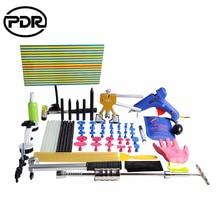 PDR Paintless Дент Ремонт Инструменты Автомобиля Dent Repair Tool Набор Присоски Дент Съемник Дент Lifter Мини Lifter Клей Вкладки