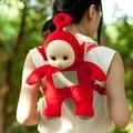 Подлинная, телепузики мешки, телепузики плюшевые игрушки куклы, дети рюкзак, детский подарок, бесплатная Доставка