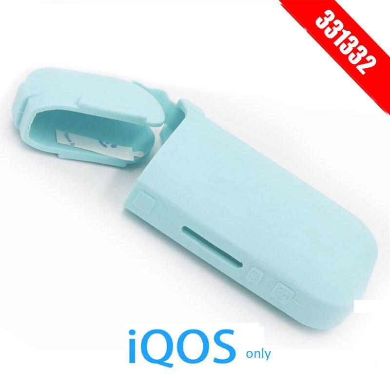 Gewetensvol Aantrekkelijke Originele 331332 Siliconen Case Voor Gebruik Met Iqos 2.4 Plus Anti Scratch Draagtas Bag Reizen Rood Roze Etc
