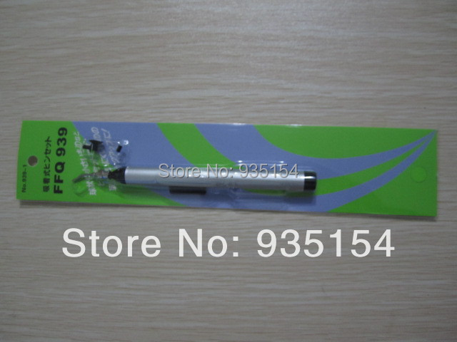 5pcs/lot Vaccum Suction Pen FFQ939, BGA Aid Tool for bga soldering, bga reowrk station repair