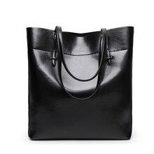 2016 echtem Leder Umhängetasche Eimer Taschen Mode-Trend der Allgleiches Kurze Handtaschen Große Tasche Exquisite frauen Handtasche