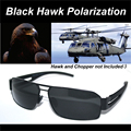 =BLACK HAWK=LUXURY ARMY DRIVER TAC enhanced polarized polaroid polarised golf  UV 400 Men's sunglasses with test card