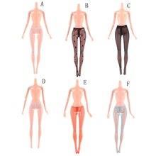 Main Mesh Bas Dentelle Bas Pantalon Pantalon Legging Pour Vêtements De  Poupée Poupée De Mode Accesssories. 6 Couleurs Disponibles e47cbffb2d5