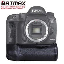 Batmax – batterie verticale pour appareil photo Nikon D750 DSLR, fonctionne avec 6 Batteries AA