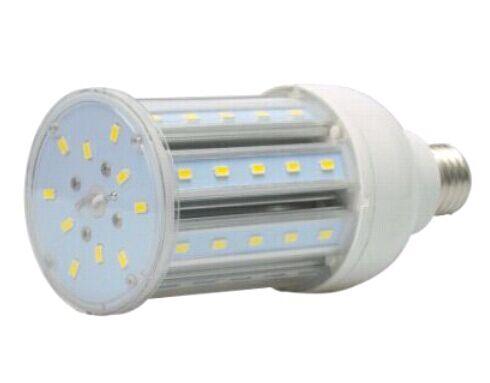 ФОТО Europe free shipping  high quality super bright warm white 16w led corn light  ac100V/300V led bulb 12pcs/Lot for churches