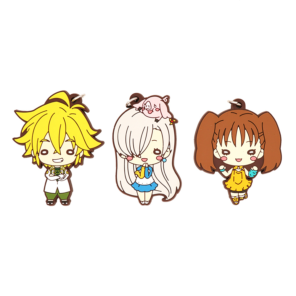 Seven Mortal Sins Elizabeth YC0316 Anime Dakimakura body pillow case