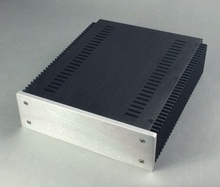 2307 Aluminum enclosure Preamp chassis Power amplifier case/box size 226.5*70*271mm