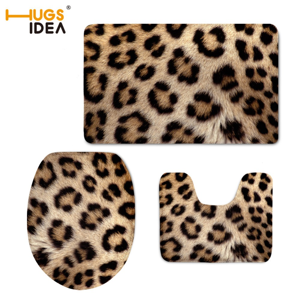 online get cheap leopard print bathroom sets -aliexpress