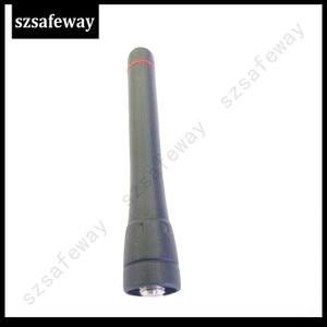 Image 2 - 5 PÇS/LOTE UHF 400 470MHz Antena Para ICOM Curta F21 F43 F80 F4001 F4161 Two Way Radio Preto