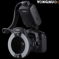 Yongnuo YN 14EX TTL Macro Ring Lite Flash Speedlite Light For Canon 5D Mark II 5D Mark III 6D 7D 60D 70D 700D 650D 600D