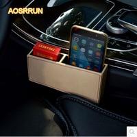 AOSRRUN central store content box phone box interiors modification Car Accessories For Benz Mercedes Benz C Class W205 S205 GLC
