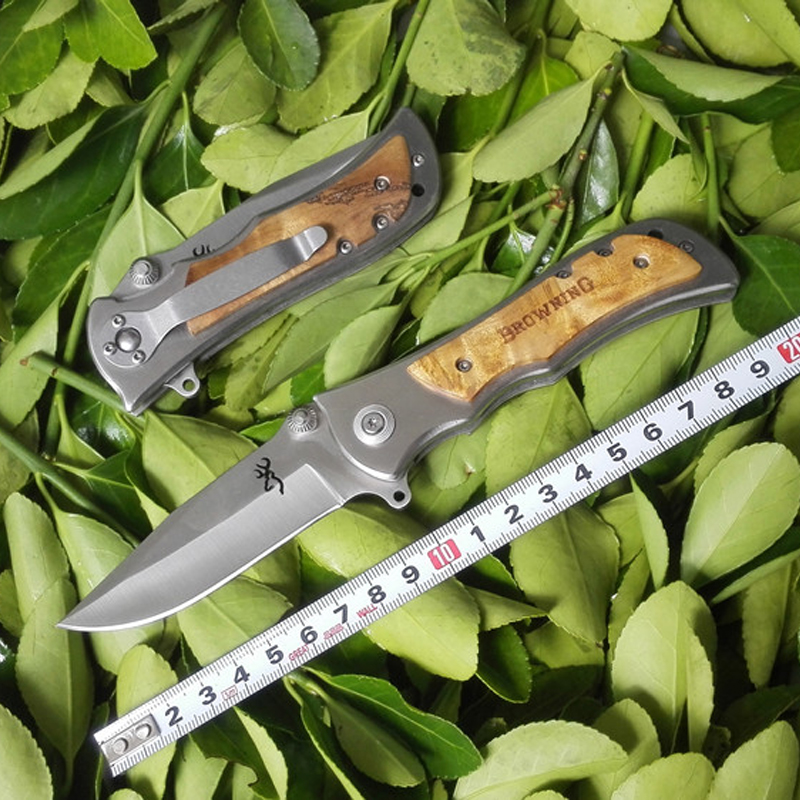 5Cr13Mov font b Tactical b font font b Knife b font Top Quality EDC Camping font