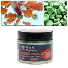 Fish Food Spirulina Algae Pills 240 Tablets Natural Aquarium Fish Tank Supplies Tropical Fish Nutrition Vitamin Provider Feeders цена