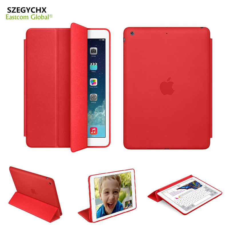 Tablet Case For iPad Mini 1234 For iPad 234/ Air1 / Air2 / Pro 9.7 Cover PU Leather Smart Ultra ThinAuto Sleep/Wake rygou for ipad air 1 air 2 case wake up sleep function smart cover tablet pu leather case for flip cover ipad air 2 tablet