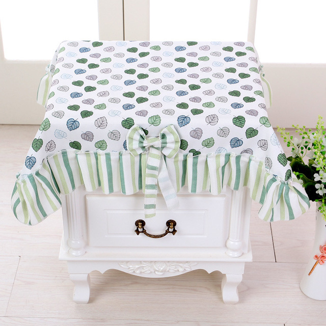 Pastoral cloth small leaf bedside table cover dust cover lace all purpose covers in all purpose covers from home garden on aliexpress alibaba pastoral cloth small leaf bedside table cover dust cover lace all purpose covers watchthetrailerfo