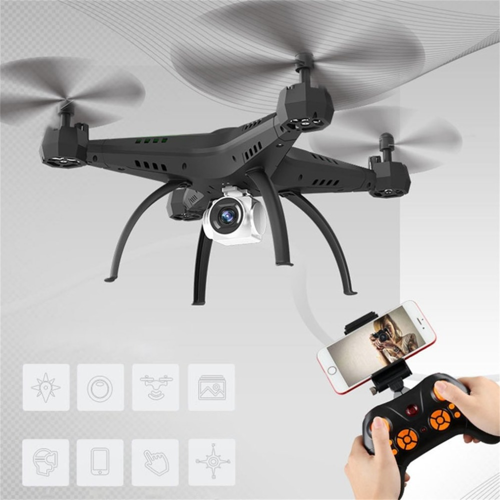 Headless, Mode, WiFi, Drone, Remote, Quadcopter