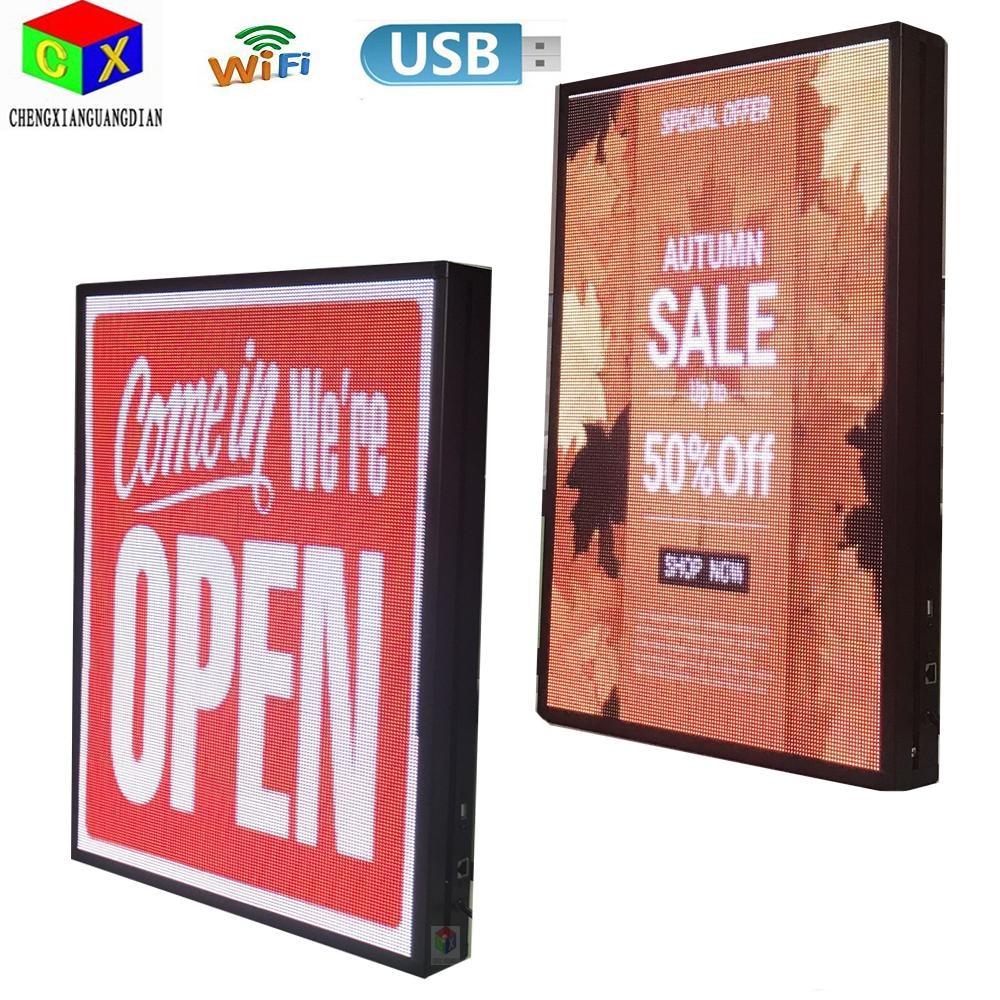 HD P3 Led Display Super Slim WIFI Advertising Indoor Led Display