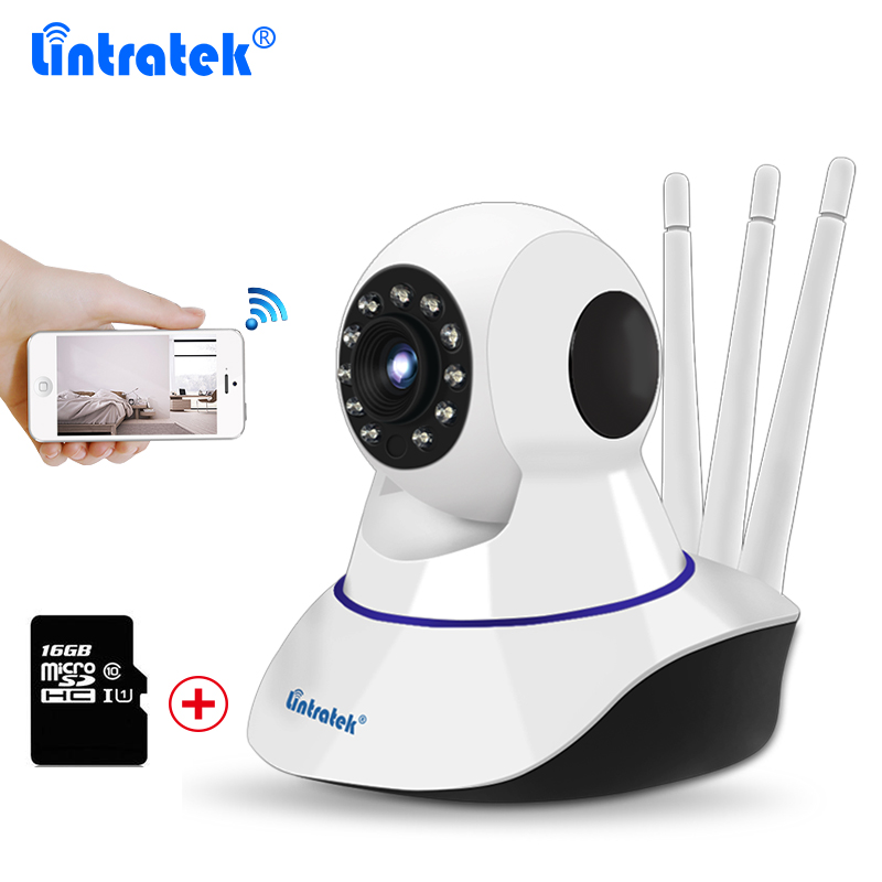 2MP Wireless Security HD 1080P IP Camera Baby Monitor P2P Pan Tilt Two-Way Audio Night Vision Motion Detection with 16GB TF Card howell wireless security hd 960p wifi ip camera p2p pan tilt motion detection video baby monitor 2 way audio and ir night vision
