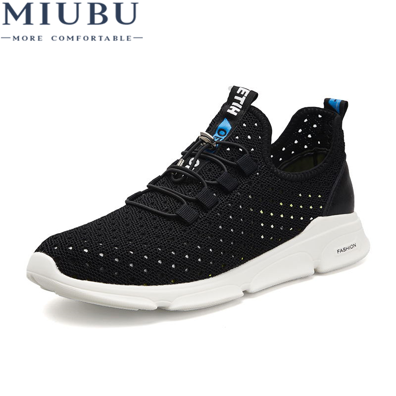 2020 Summer New Breathable Men Sneakers Male Shoes Adult Gray Black High Quality Comfortable Soft Men Mesh Shoes
