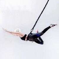 4 шт. высокое качество Эспандеры висит Training бретели для нижнего белья Crossfit тренировки Спорт дома фитнес оборудование тренажер