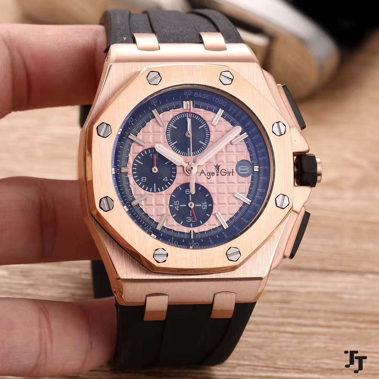 Luxury Brand New Chronograph Men Watch Stopwatch Lebron James Sapphire Watches Rose Gold White Blue Black Rubber Sport LimitedLuxury Brand New Chronograph Men Watch Stopwatch Lebron James Sapphire Watches Rose Gold White Blue Black Rubber Sport Limited