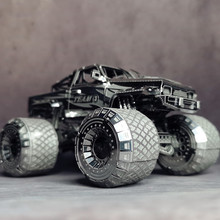 NANYUAN I32206 OFF ROADER CAR Metal Assembly Model 3D Puzzle Super Big Tires Developing hands on ability Creative toys 3 Sheets-in Puzzles from Toys & Hobbies on Aliexpress.com | Alibaba Group