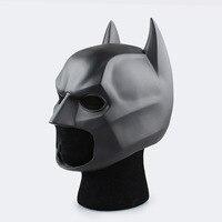 New Top Quality PVC Batman Helmet 1:1 Wearable BATMAN Battle Superman COSPLAY Master Wayne Mask Halloween Cosplay Props