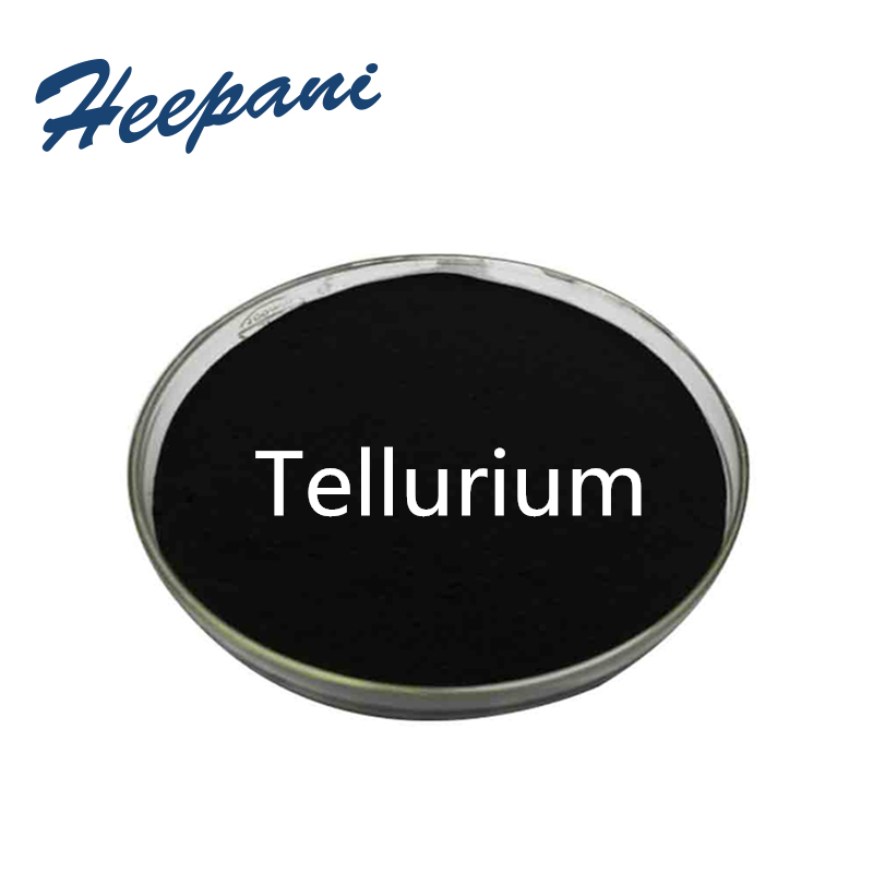 Free Shipping Tellurium Powder With 99.9% Purity Te Metal For Semiconductor And Electronic Industry Uses