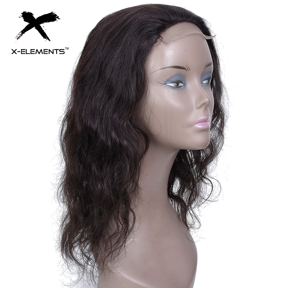 Malaysian Body Wave Lace Wig Remy Hair 150 Density Lace Front Human Hair Wigs With Baby